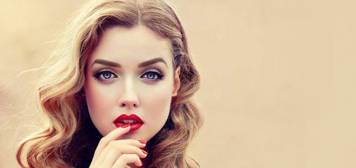 Татуаж век, бровей или губ в салоне красоты «Art Color Spa»