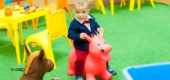 Целый день развлечений в детском развлекательном центре «DinoPark»