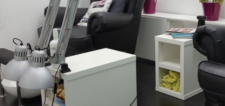 Маникюр и педикюр с покрытием гель-лаком в салоне красоты «Ustudioplus»