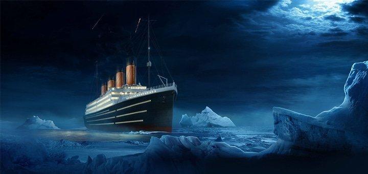 Посещение квест-комнаты «Тайна гибели Титаника» от IQuest