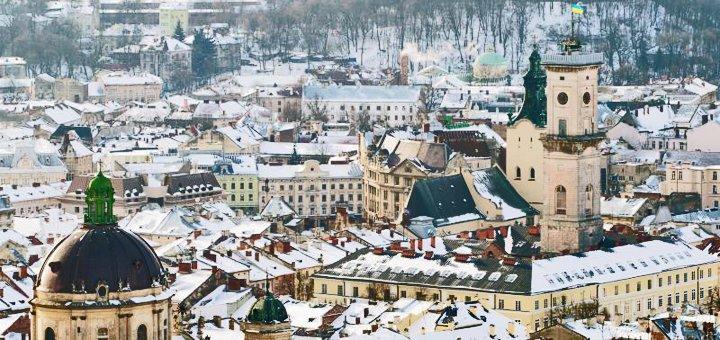 Экскурсионный тур «Новый год во Львове» от туристической компании «Твій Край»
