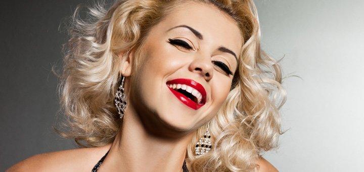 Перманентный макияж бровей, губ, или век в студии перманентного макияжа «The Beauty Room»