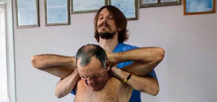 До 6 сеансов мануальной терапии и диагностики в центре «Кожумяка»