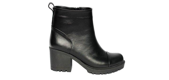 Скидка до 30% на обувь из натуральной кожи и замши