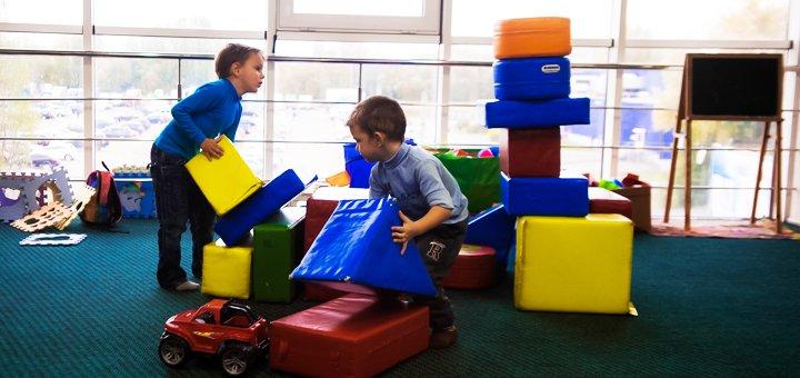 Входной билет в будний день в самый большой детский парк развлечений «JOY LAND»