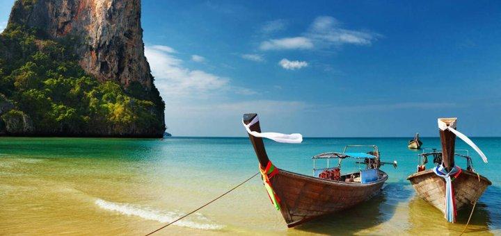 Скидка 8% на горящие туры в Таиланд от агенства «Заманчивые туры»