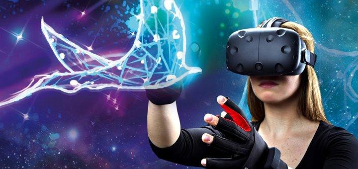 Скидка 50% на игры в центре виртуальной реальности «VIARON»
