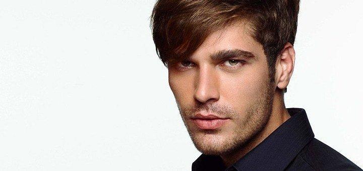 Мужская стрижка, укладка, коррекция бороды в «Beauty studio AY»