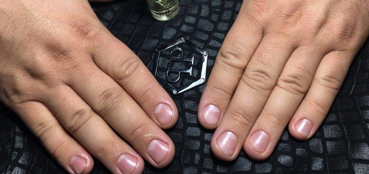 Женский и мужской маникюр, педикюр с покрытием гель-лаком в салоне красоты «Beauty PRO»