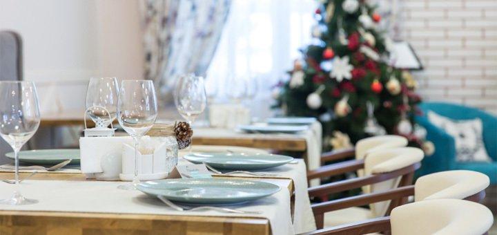 2 дня отдыха с питанием и сауной в гостиничном комплексе «Ministerka Lake House» под Киевом