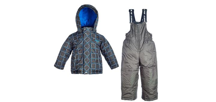 Детские зимние комбинезоны от 600 грн на «KINDO.UA»