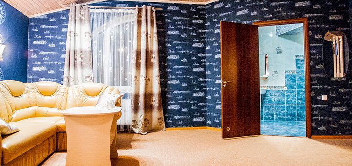 От 2 дней отдыха с завтраками в отеле «Роза ветров» в Одессе