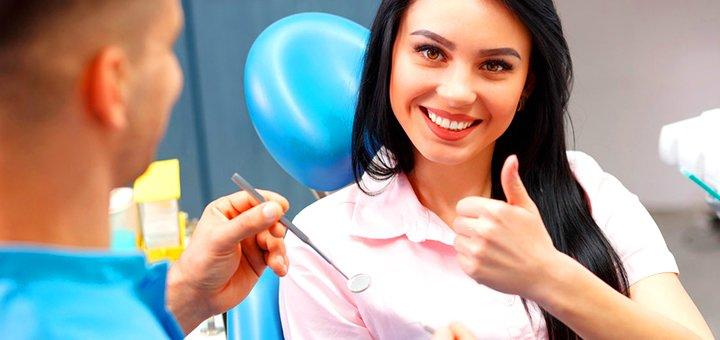 Ультразвуковая чистка зубов, Air-Flow, фторирование в центре «Респект»
