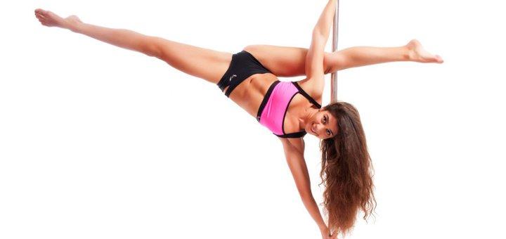 До 3 месяцев занятий Pole-Dance, Pole Dance Exotic, стретчинг в школе танцев «Pole Energy»