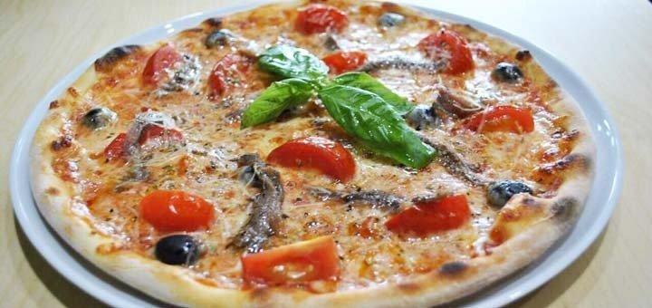 Праздничный ужин в ресторане «Porto Pizza Bar»