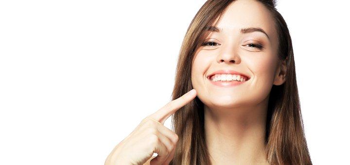 Ультразвуковая чистка, полировка зубов пастами в стоматологии «Стоматолог Добрый»