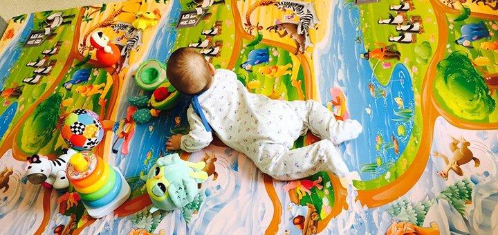 Скидка 15% на любой детский коврик в интернет-магазине «Happy Kinder»