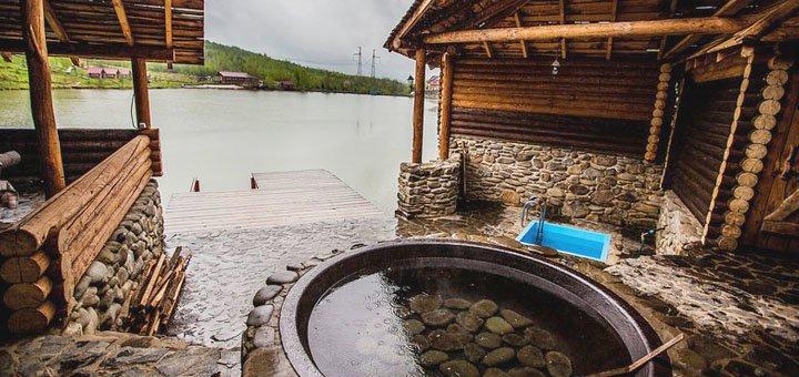 От 4 дней отдыха с питанием и рыбалкой в частной усадьбе «Турянський Двір» в Закарпатье