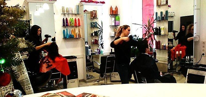 Мужская, женская стрижка и укладка в салоне красоты «Beauty PRO»