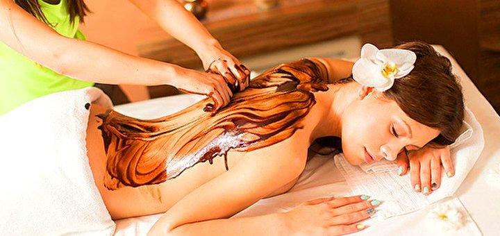 SPA-программы «Шоколадная и ваниль» или «Новогоднее настроение» в студии красоты«Flex»