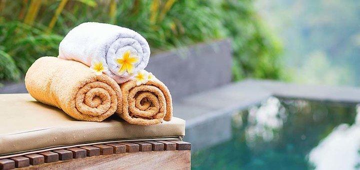 Скидка 20% на банные полотенца - от 5-ти штук