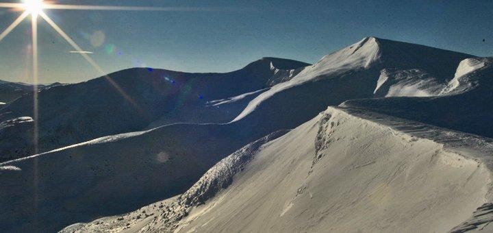 Горнолыжный тур на Драгобрат с питанием и проживанием в 30 метрах от подъемника от «Buli-Tour»