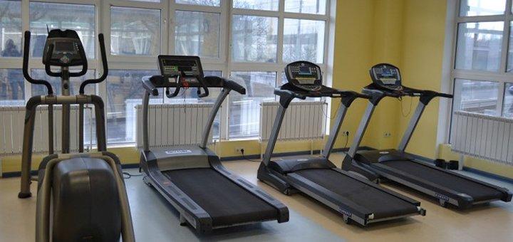 До 6 месяцев безлимитного посещения тренажерного зала в фитнес-клубе «Альбион»