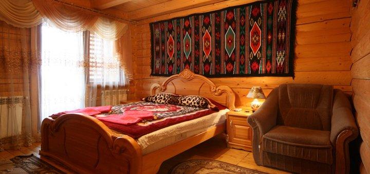 От 4 дней зимнего отдыха в отеле «Загадка Карпат» в Татарове
