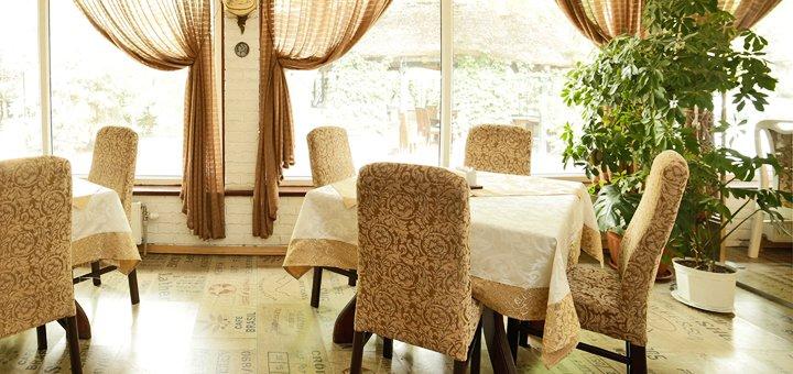 Скидка 50% на все меню кухни в легендарном ресторане «Сегед»