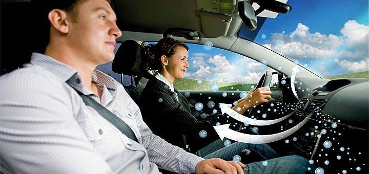 Диагностика автомобильного кондиционера, заправка фреоном, заливка масла и другие услуги в СТО «Стелс»!