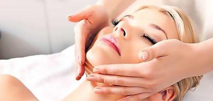 До 5 сеансов массажа лица с восстанавливающей маской в салоне «ARTE»