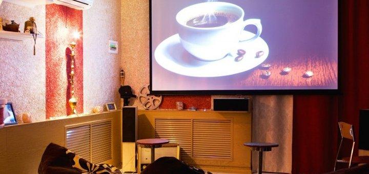 Скидка 50% на билеты в кино-кафе «Cinema Cafe Club»