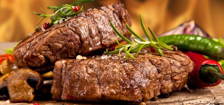 Скидка 30% на все меню кухни и бара в ресторанном комплексе «Гольф Стрим»