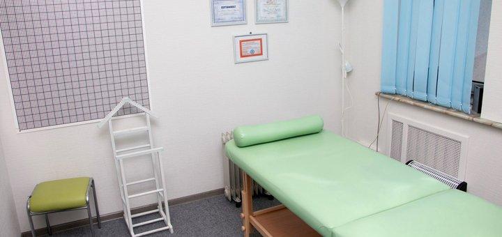 3, 5, 7 или 10 лечебных массажей в центре позвоночника «Eurospine»
