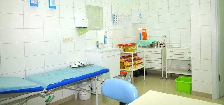 УЗИ диагностика всего организма в медицинском центре «Киндермед»
