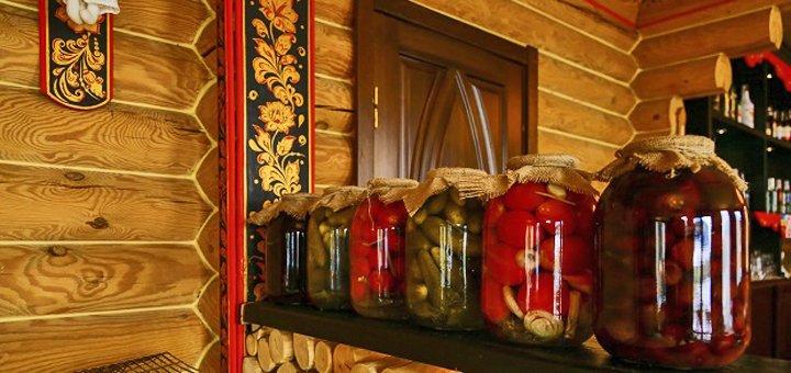 От 2 дней отдыха в гостинично-ресторанном комплексе «Фрегат» в Киеве