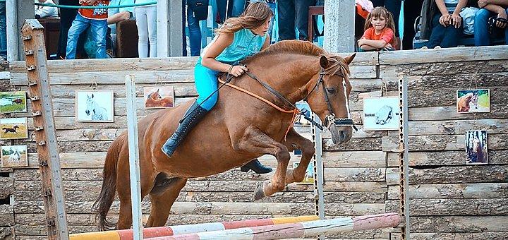 Прогулки на лошадях от конного клуба «Дар небес»