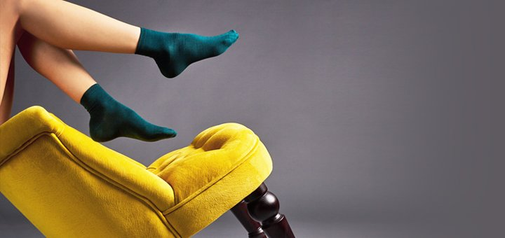 Скидка 20% на весь ассортимент носков и колготок в «ACCENT-STORE»