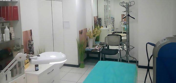 Механическая чистка лица в салоне красоты «Chanté Charm Studio»