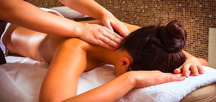 До 5 сеансов массажа спины и шейно-воротниковой зоны в фито-студии «Орхидея»