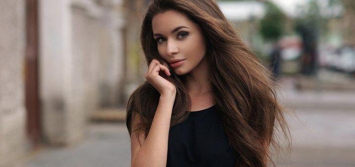 Сложные виды окрашивания волос и окрашивание в один тон в «Beauty Pro-салон»