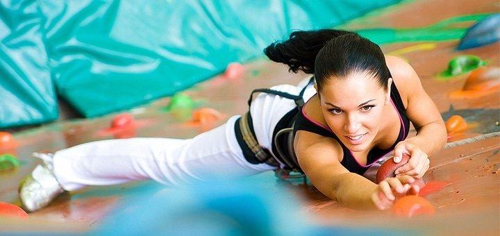 До 3 месяцев безлимитного посещения студии фитнеса и скалолазания «Муравей»