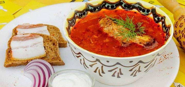 Фирменные блюда от гастрокафе «КУХНЯ»