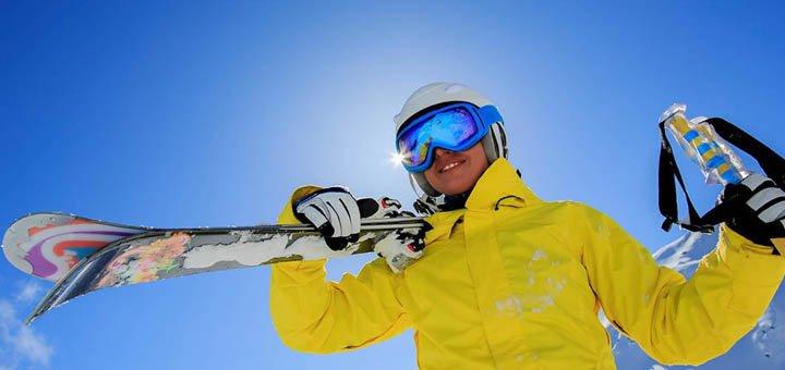 Ликвидация запасов лыж, сноубордов и лыжных ботинок + подарок
