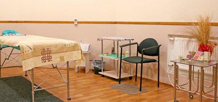 SPA-программа для 2, 3, или 4-х человек в студии на Короленко