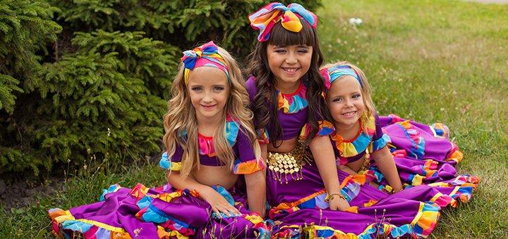 8 занятий восточными танцами для детей или взрослых в студии танца «Good Dance»