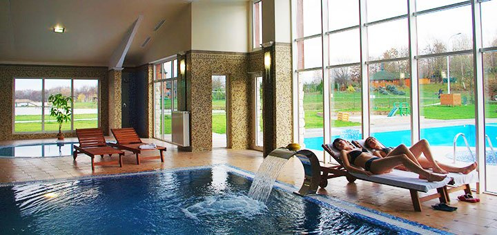 От 5 дней Wellness-отдыха с «All Inclusive» в SPA-отеле «Шепильская» во Львовской области