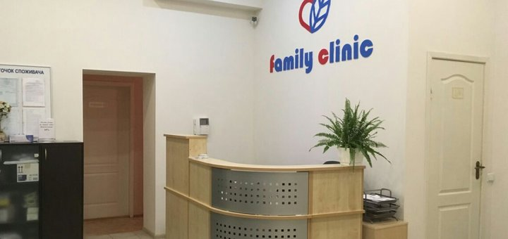 УЗИ всего организма для мужчин или женщин в медицинском центре «Family Clinic»