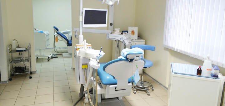 Ультразвуковая чистка зубов, Air-Flow и глубоким фторированием в стоматологии «Dental-Club»