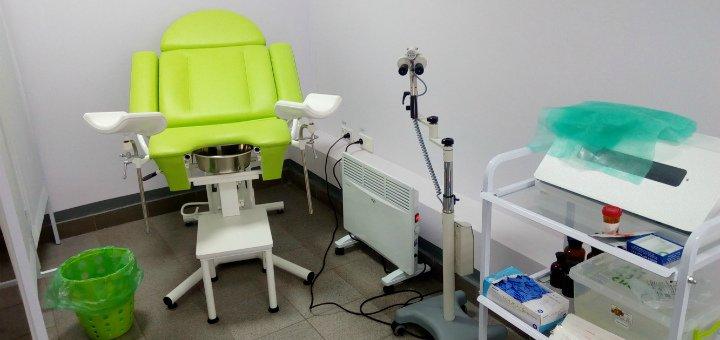 Обследование у гинеколога с анализами в «Центре женского здоровья»